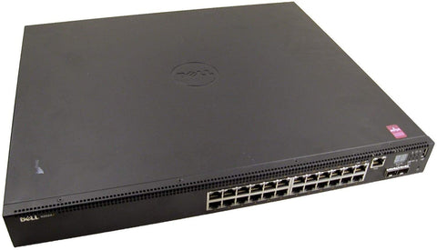 Dell Networking N2024P - Switch - 24 Ports - Managed - Rack-mountable (462-5882)