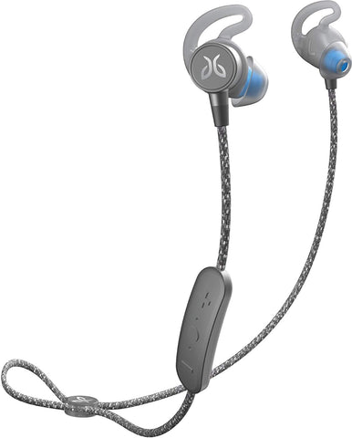 Logitech Sweat and Waterproof Jaybird Tarah Pro Wireless Sport Headphones (Titanium/Glacier)