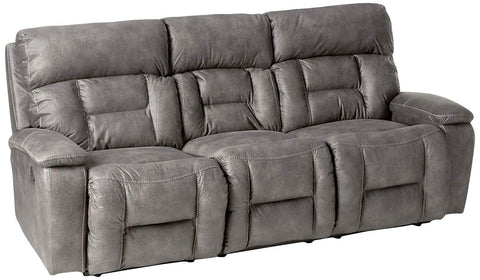 Lane Home Furnishings 50755BR-195 Dorado Charcoal CUDDLER RECLINER