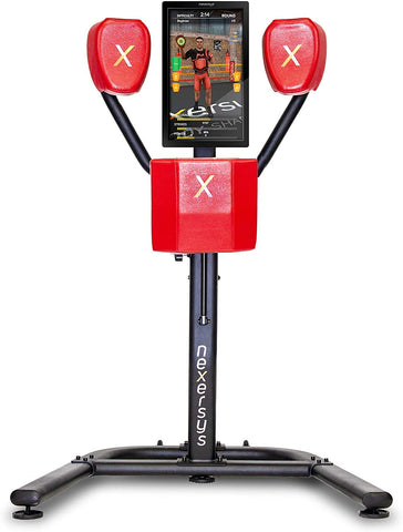 Nexersys N3 Elite: The Personal Boxing Trainer for Your Home. Challenging HIIT Workouts that Builds Confidence with Cardio, Technique, Gaming & Core Workouts. Interactive Fitness on Microsoft PlayFab.