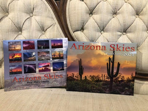 Arizona Skies 2021 Calendar