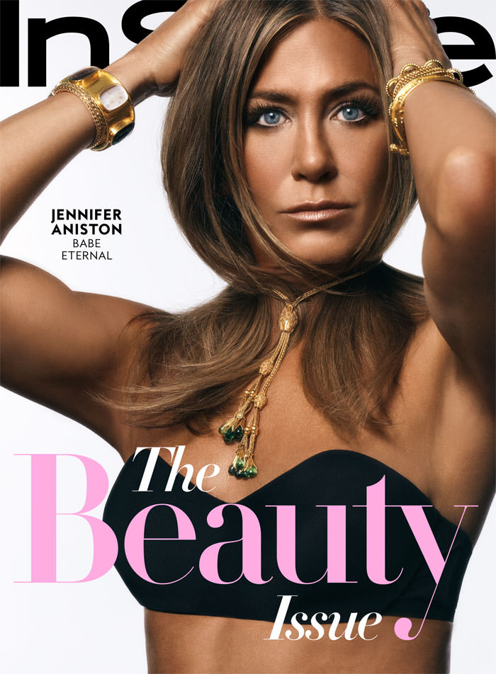 InStyle - Jennifer Aniston