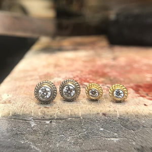 Holly Studs, small