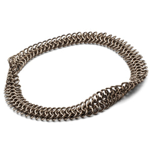 Guinevere Bracelet with 3 Rows of Links