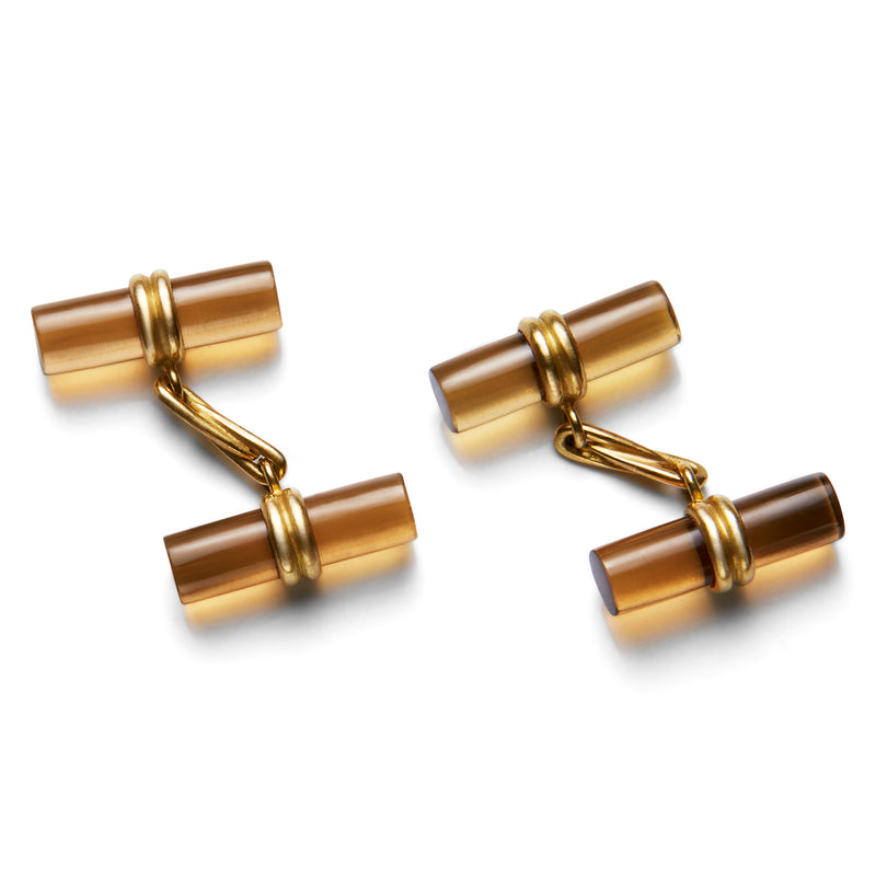 Citrine Kelley Cufflinks