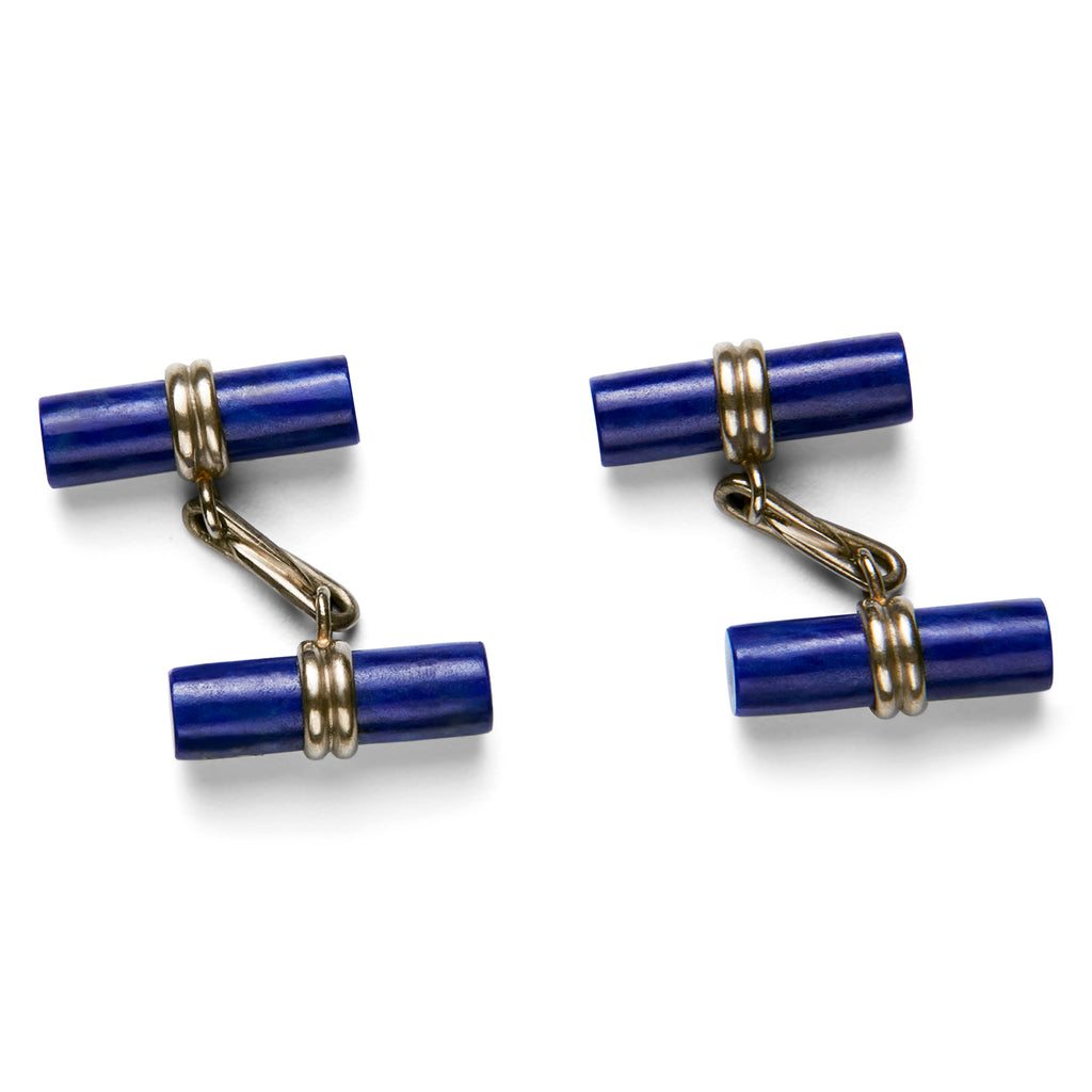 Lapis Kelley Cufflinks