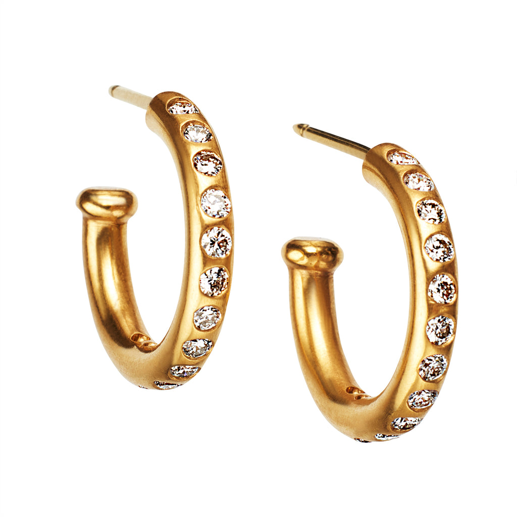 Diamond Ringstock Regular Hoops