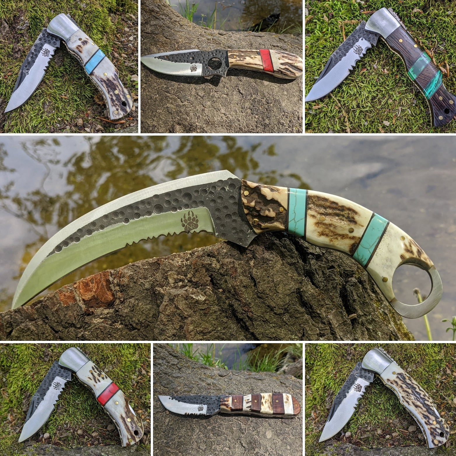 New Knives Arrived Today At North Rustic!