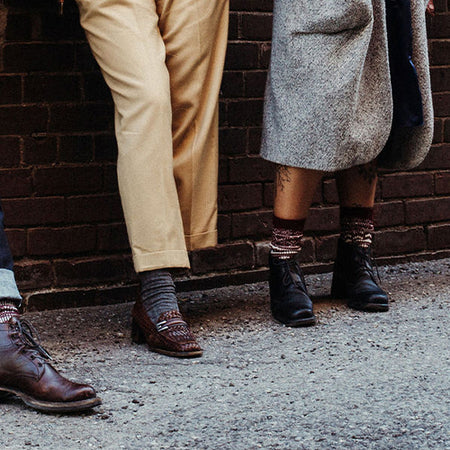 Our Boot Socks Style Guide for 2021