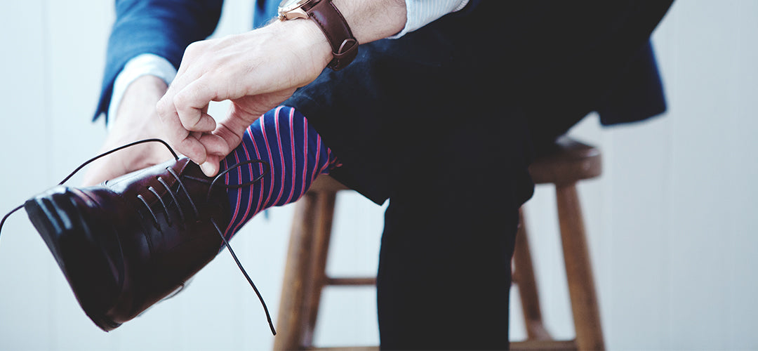 Men's Sock Style: The Quintessential Guide