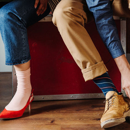 4 Sweet Sock Features for Everyday Wear