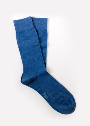 Organic Cotton with Recycled Fibres - Lt. Denim (Men's) thumbnail