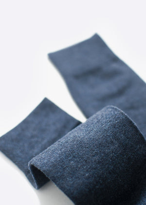 Organic Cotton with Recycled Fibres - Dk. Denim (Men's) thumbnail