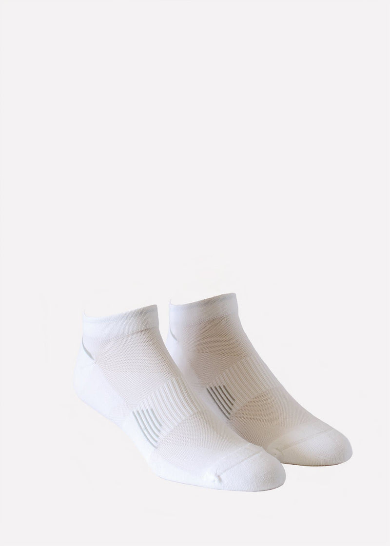 2Pk Men's Ankle Sport - White thumbnail
