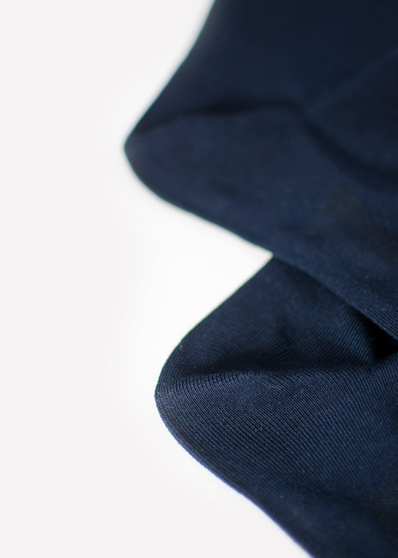 Long Staple Cotton - Navy thumbnail