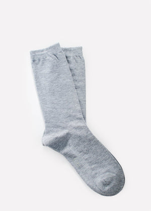 Italian Cashmere Blend - Grey (Women's) thumbnail