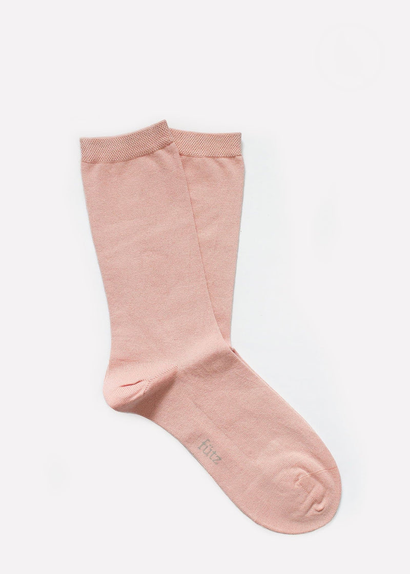 Organic Cotton with Recycled Fibres - Coral (Women's) thumbnail