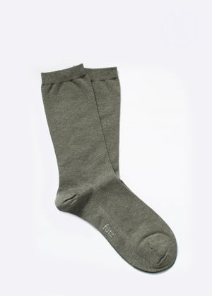 Organic Cotton with Recycled Fibres - Olive (Women's) thumbnail