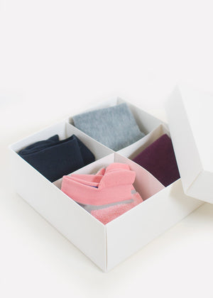 Women's All Occasion Box - 4 Pairs thumbnail