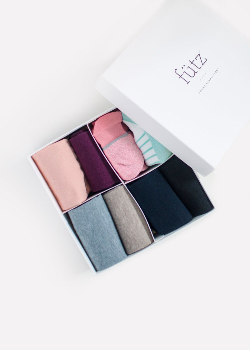 Women's All Occasion Box - 8 Pairs thumbnail
