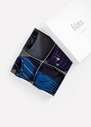 Men's All Occasion Box - 4 Pairs thumbnail