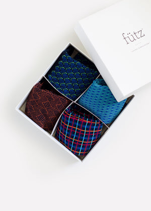 Men's Bright & Bold Box - 4 Pairs thumbnail