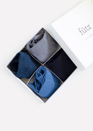 Men's Sustainable Box - 4 Pairs thumbnail