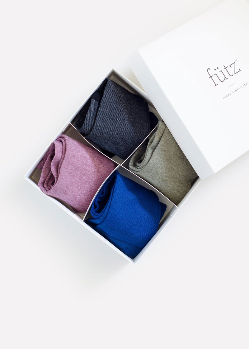 Women's Sustainable Box - 4 Pairs thumbnail
