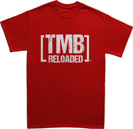 TMB Reloaded Logo Tee - Red