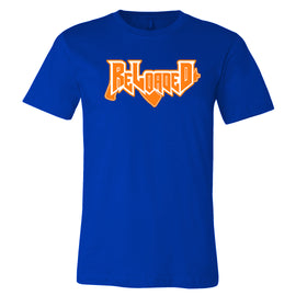 Reloaded Logo Tee - Royal Blue