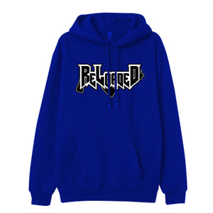 Reloaded Logo Hoodie - Royal Blue