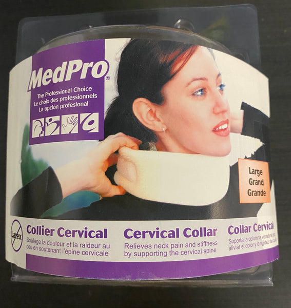 AMG MEDPRO SOFT CERVICAL COLLAR L
