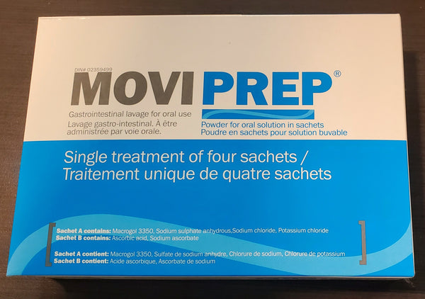 MOVIPREP POWDER