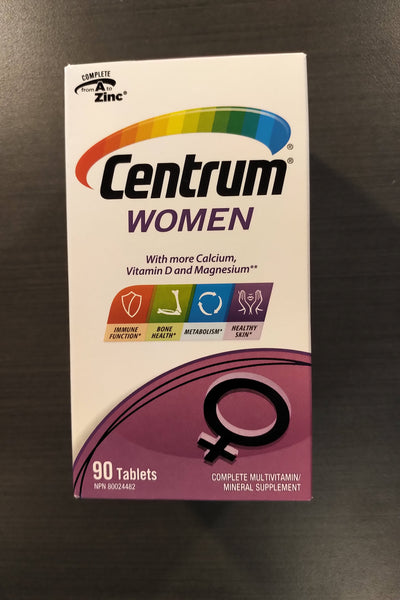 CENTRUM FOR WOMEN 90S