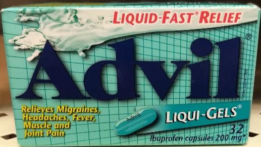 ADVIL LIQUI-GELS 32S