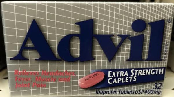 ADVIL CPLT X-STR 400MG 32S