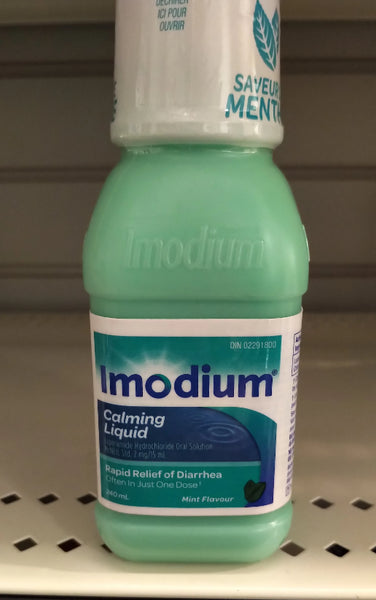 IMODIUM LIQUID 240ML