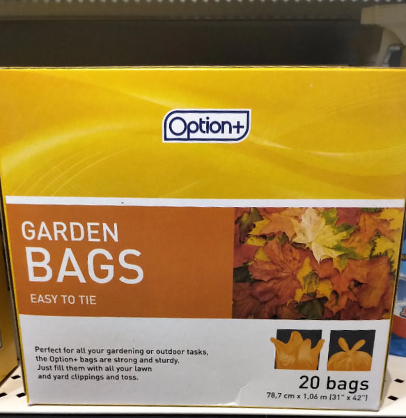 OPTION+ BAGS GARDEN ORANGE