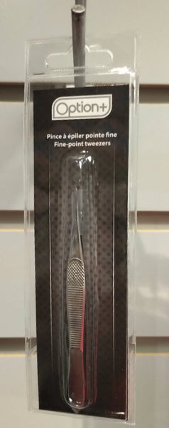 OPTION+ FINE-POINT TWEEZERS