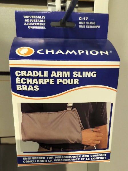 AIRWAY CRADLE ARM SLING
