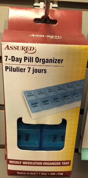 7 DAY  BID PILL REMINDER