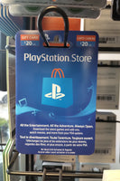 GIFT CARD PLAYSTATION STORE