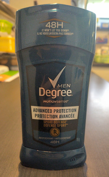 DEGREE FOR MEN ADVANCED PROTECTION
