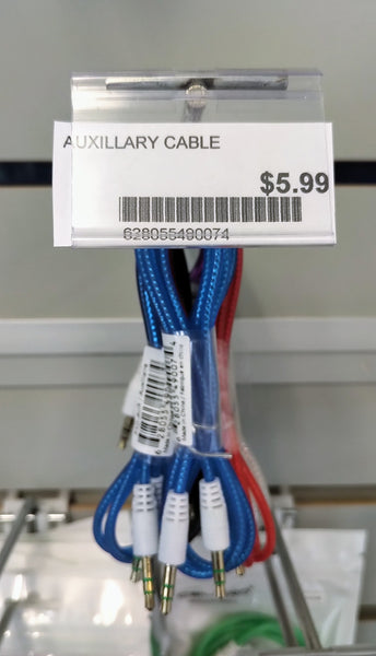 AUXILLARY CABLE