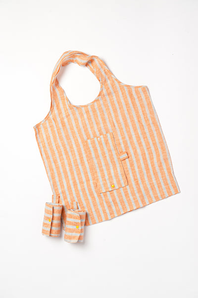 Honeybush Boston Tea Tote
