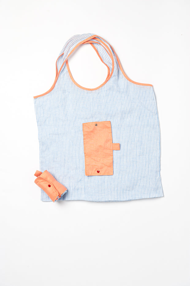 Jasmine Boston Tea Tote