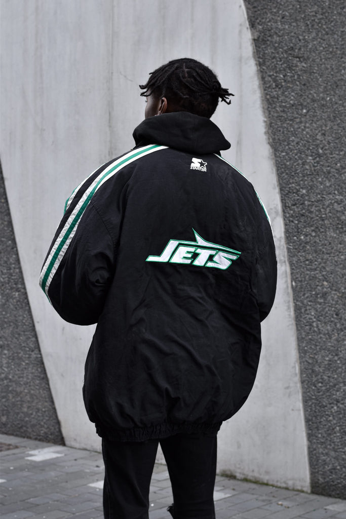 Vintage Starter New York Jets Jacket L