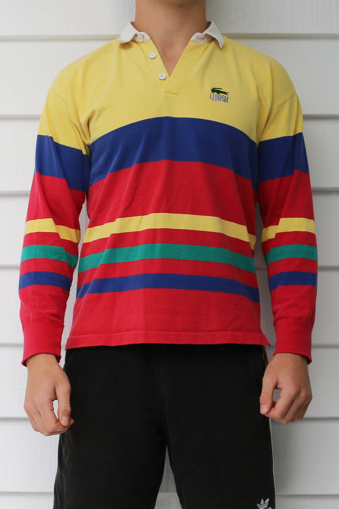 Vintage Lacoste Rugby *L*