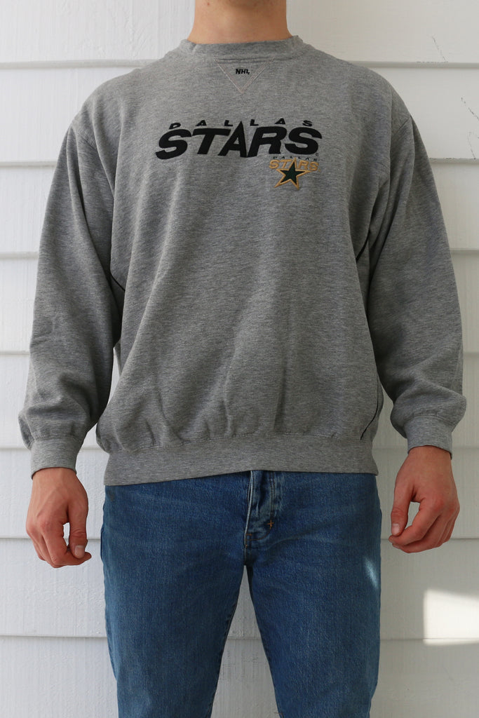 Vintage Dallas Stars Sweatshirt L