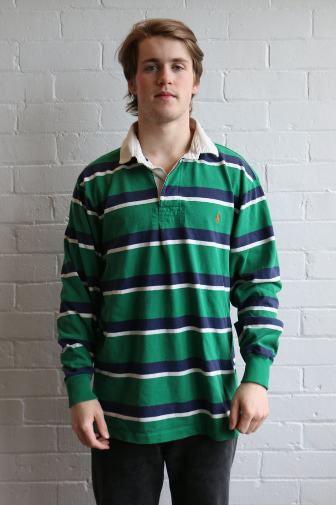 Vintage Ralph Lauren Polo Rugby *XL*